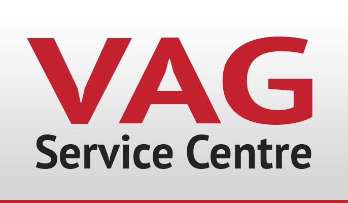 VAG Service Centre Logo